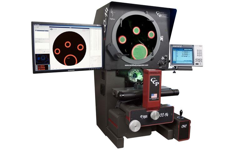 optical-comparator
